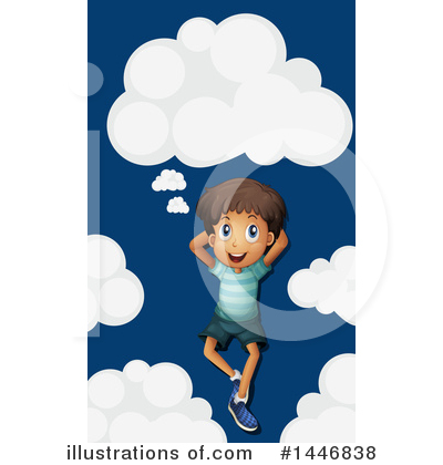 Daydreaming Clipart #1446838 by Graphics RF