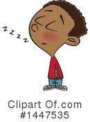 Boy Clipart #1447535 by toonaday
