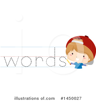 Words Clipart #1450027 by BNP Design Studio