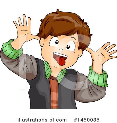 Royalty-Free (RF) Boy Clipart Illustration by BNP Design Studio - Stock Sample #1450035