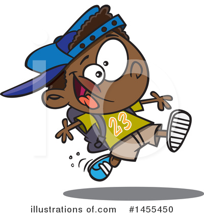 School Boy Clipart #1455450 by toonaday