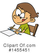 Boy Clipart #1455451 by toonaday