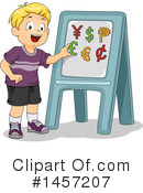 Royalty-Free (RF) Boy Clipart Illustration #1457207