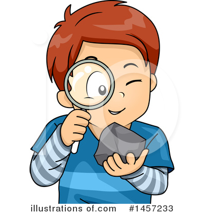 Magnifying Glass Clipart #1457233 by BNP Design Studio