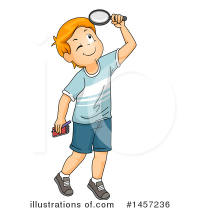 Magnifying Glass Clipart #1457236 by BNP Design Studio