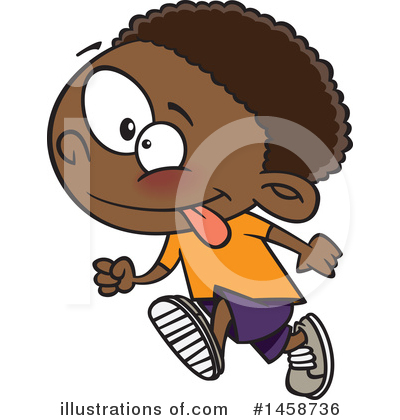 Track And Field Clipart #1458736 by toonaday