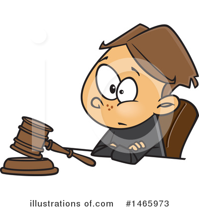 Justice Clipart #1465973 by toonaday