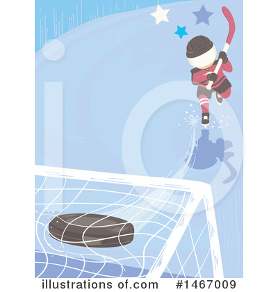 Hockey Clipart #1467009 by BNP Design Studio