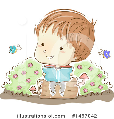 Royalty-Free (RF) Boy Clipart Illustration by BNP Design Studio - Stock Sample #1467042