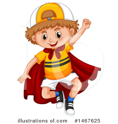 Boy Clipart #1467625 by Graphics RF