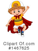 Royalty-Free (RF) Boy Clipart Illustration #1467625