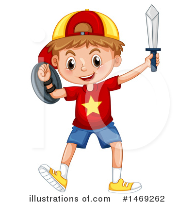 Boy Clipart #1469262 by Graphics RF