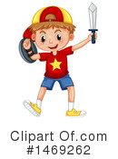 Royalty-Free (RF) Boy Clipart Illustration #1469262