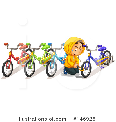 Royalty-Free (RF) Boy Clipart Illustration by Graphics RF - Stock Sample #1469281