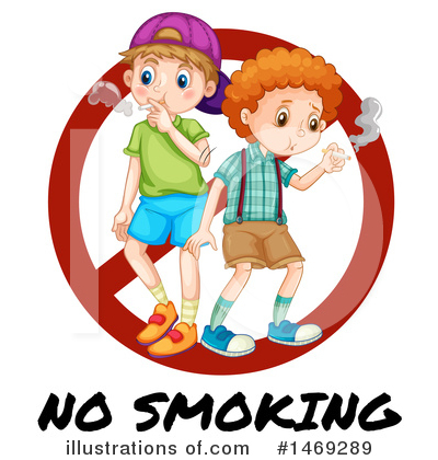 No Smoking Clipart #1469289 by Graphics RF
