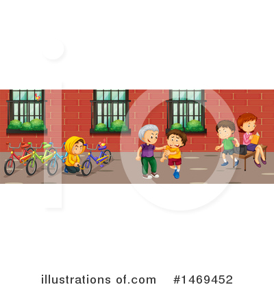 Bully Clipart #1469452 by Graphics RF
