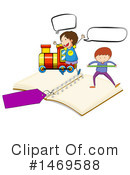 Boy Clipart #1469588 by Graphics RF