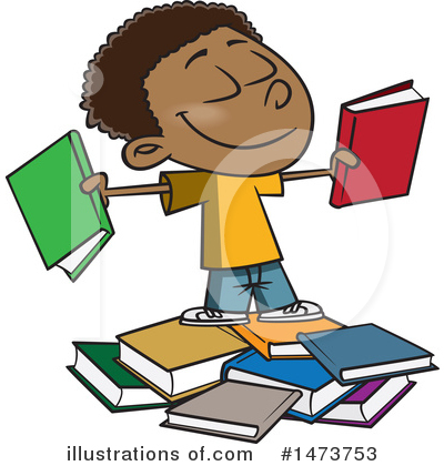 School Boy Clipart #1473753 by toonaday