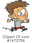 Boy Clipart #1473756 by toonaday
