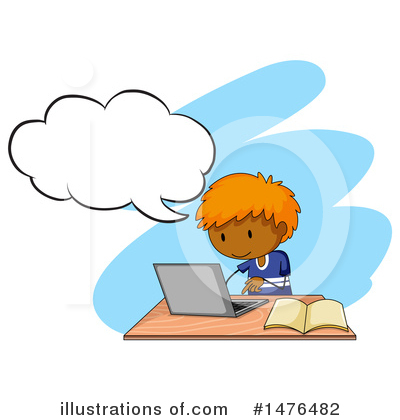 Laptop Clipart #1476482 by Graphics RF