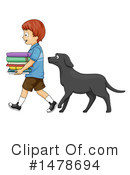 Boy Clipart #1478694 by BNP Design Studio