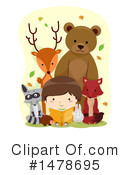 Boy Clipart #1478695 by BNP Design Studio