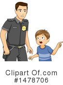 Royalty-Free (RF) Boy Clipart Illustration #1478706