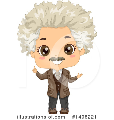 Scientist Clipart #1498221 by BNP Design Studio