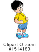 Boy Clipart #1514183 by Lal Perera
