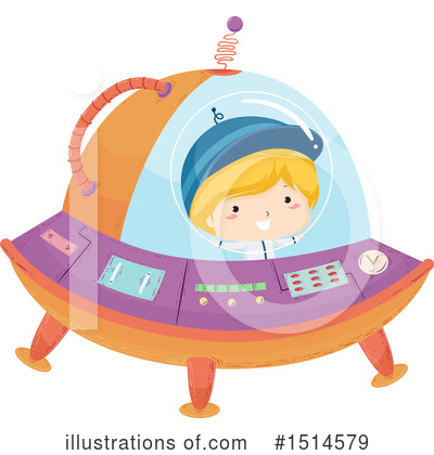 Ufo Clipart #1514579 by BNP Design Studio