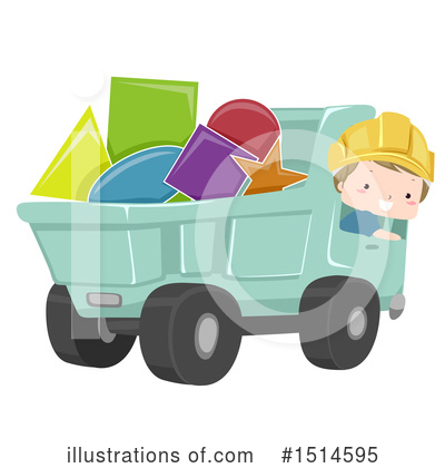 Construction Worker Clipart #1514595 by BNP Design Studio