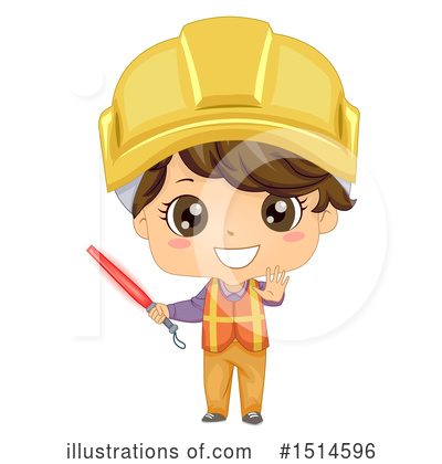 Worker Clipart #1514596 by BNP Design Studio