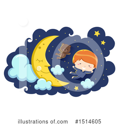 Flying Clipart #1514605 by BNP Design Studio