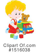 Boy Clipart #1516038 by Alex Bannykh