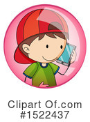 Boy Clipart #1522437 by Graphics RF