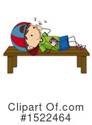 Royalty-Free (RF) Boy Clipart Illustration #1522464