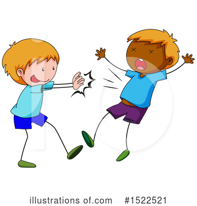 Bully Clipart #1522521 by Graphics RF