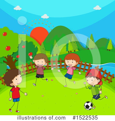 Soccer Clipart #1522535 by Graphics RF