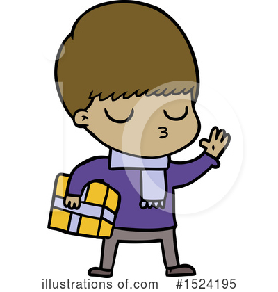 Royalty-Free (RF) Boy Clipart Illustration by lineartestpilot - Stock Sample #1524195