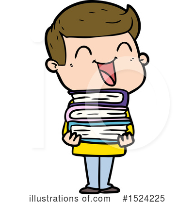 Royalty-Free (RF) Boy Clipart Illustration by lineartestpilot - Stock Sample #1524225