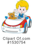 Boy Clipart #1530754 by Alex Bannykh