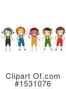Boy Clipart #1531076 by BNP Design Studio