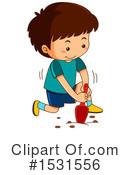 Boy Clipart #1531556 by Graphics RF