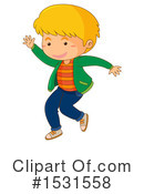 Boy Clipart #1531558 by Graphics RF