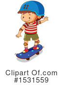 Boy Clipart #1531559 by Graphics RF