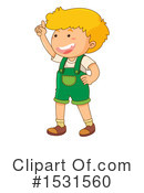 Boy Clipart #1531560 by Graphics RF