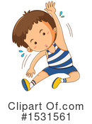 Boy Clipart #1531561 by Graphics RF
