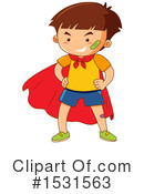 Boy Clipart #1531563 by Graphics RF