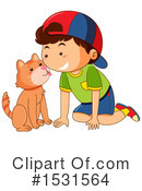 Boy Clipart #1531564 by Graphics RF