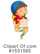 Boy Clipart #1531565 by Graphics RF